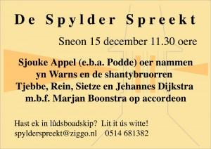 spylderspreekt15-12-'12