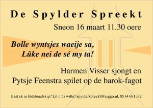spylderspreekt16-03-'13