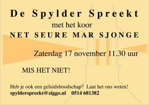 spylderspreekt17-11-'12