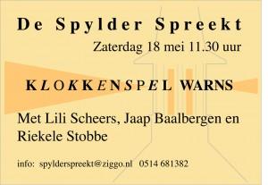 spylderspreekt18-05-'13