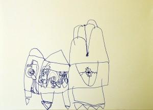 kindercursus tekenen en schilderen in Warns